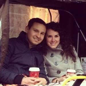 Gil and Sarah